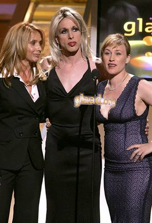 We Are Family: Rosanna, Alexis and Patricia Arquette (left to right)
