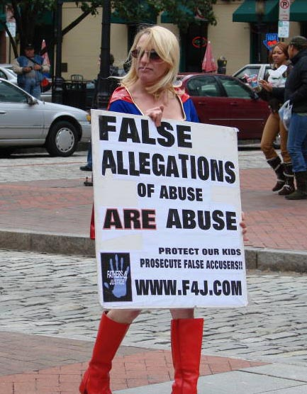 False Accusations of Child Abuse
