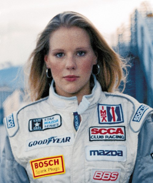 Amber Furst Race Car Driver